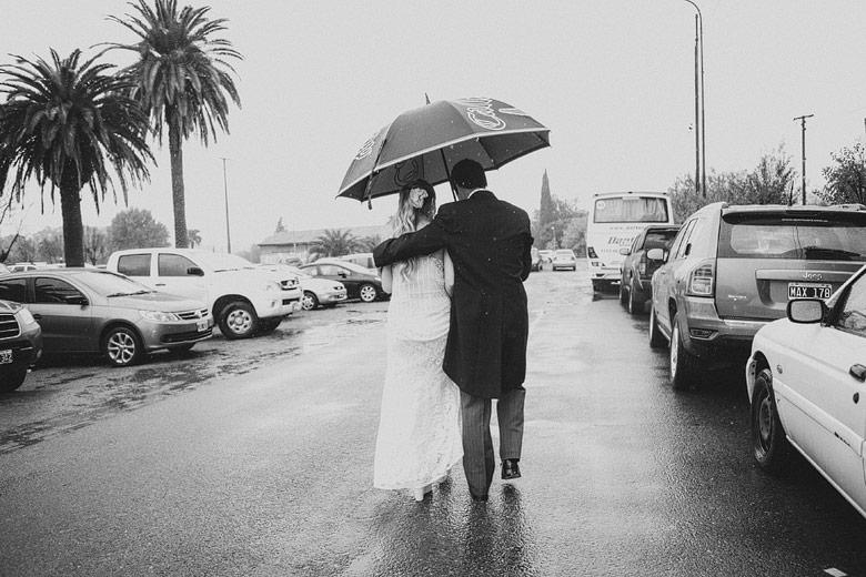 Fotorreportaje de casamiento en Argentina